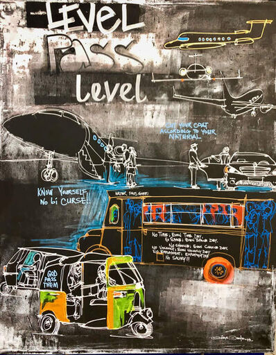 Diseye Tantua, 'Level pass Level ', 2018