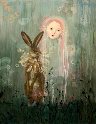 Anne Siems, 'Rabbit Magic', 2017