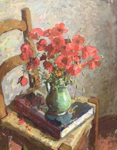 Ben Fenske, 'Poppies I', 2018