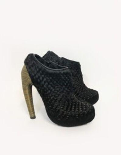 Iris van Herpen, 'Pythagoras Shoes', 2013