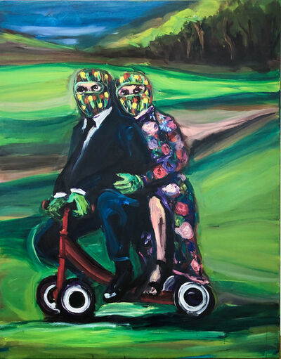 Yassine Balbzioui, 'Mystery Ride', 2019