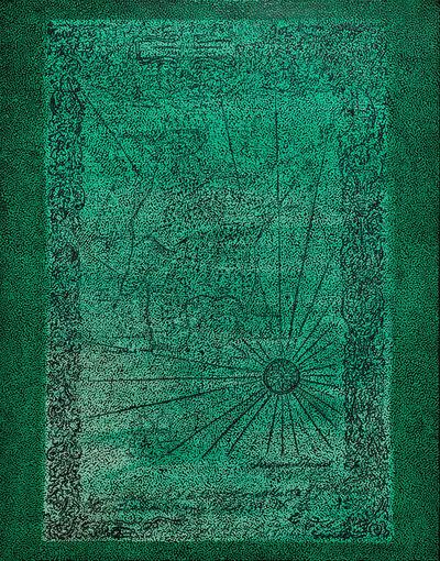 Daniel Boyd, 'Untitled (TIM)', 2021