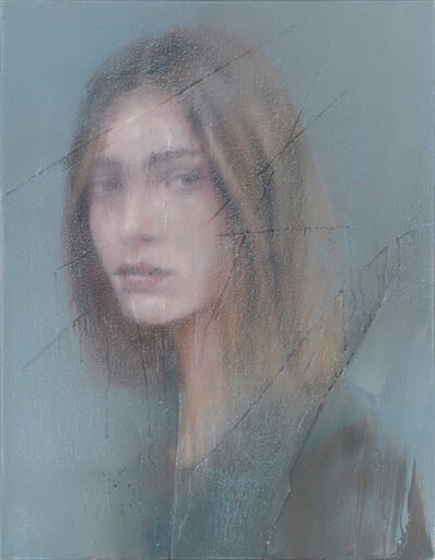 "Sebastian Herzau, '""SERIE 'THE GREAT BELOW' / RS_II-15""', 2015"