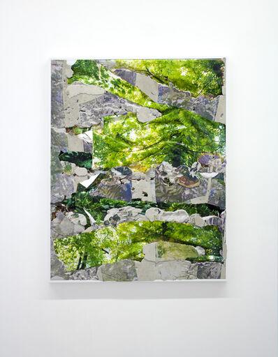 Letha Wilson, 'Dijon Kauai Concrete Bend', 2016