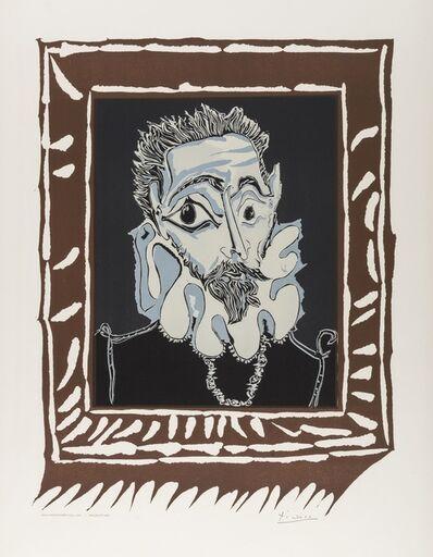 Pablo Picasso, 'L'Homme à la Fraise (CZW.448)', 1973