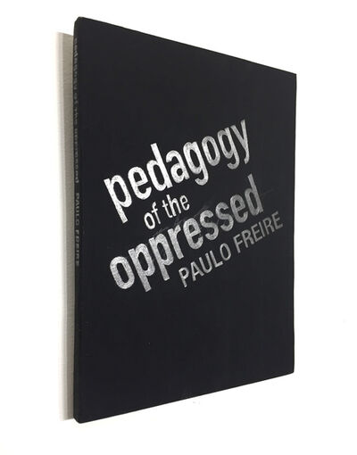 Manny Prieres, 'pedagogy of the oppressed', 2017