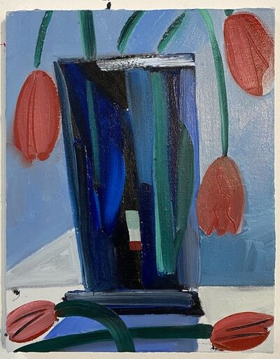 Danielle Orchard, 'Tulip and Cigarette', 2019