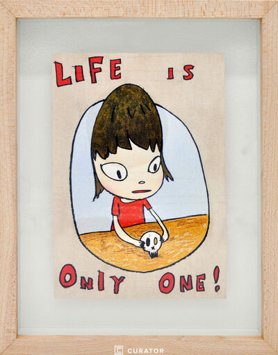 Yoshitomo Nara, 'Life is Only One', 2010-2020