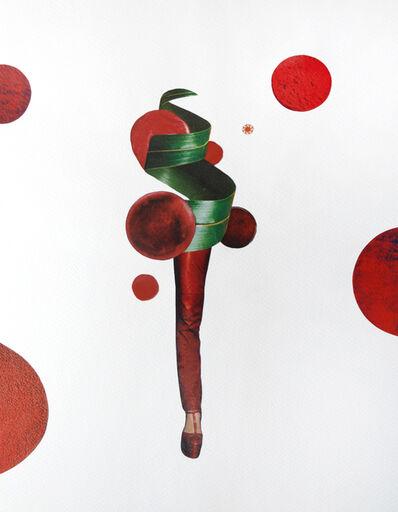 Sandra Cordero, 'Vagabundus Sanguis S', 2018