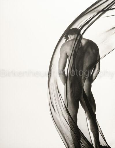 Doug Birkenheuer, 'Frank with Veil', 1994