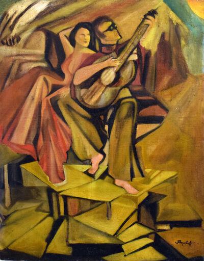 Gail Shamchenko, 'Good Day Sunshine', 1969