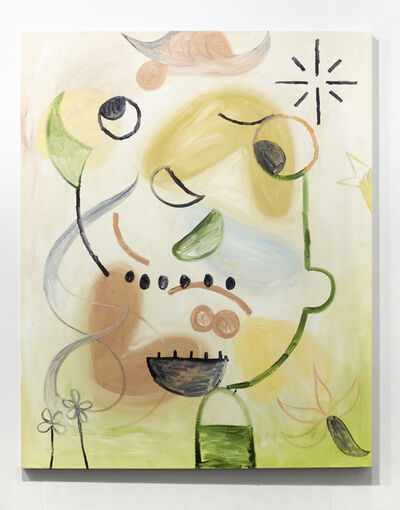"Brian Kokoska, '""Cactus Jack (Eternal Facefuck)""', 2016"