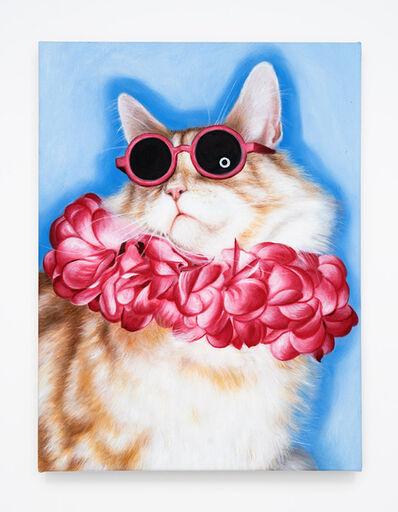 Daniel Handal, 'Hawaiian Kitty (Cream Tabby II)', 2015