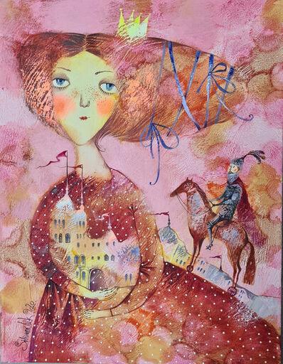 Anna Silivonchik, 'Her Heart aka Princess' Heart ', 2020