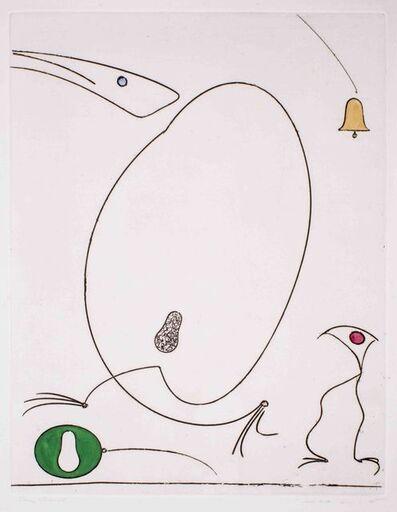 Max Ernst, 'La Cloche', 1967