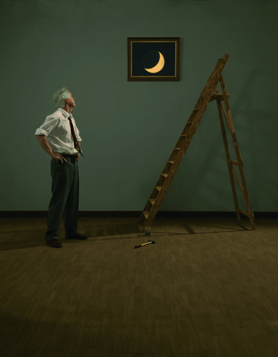 Teun Hocks, 'Untitled nr.232 (Moon)', 2010