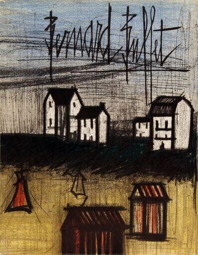 Bernard Buffet, 'Bernard Buffet Oeuvre Grave', 1967
