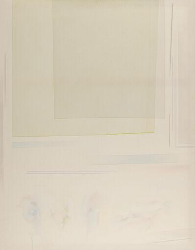 Riccardo Guarneri, 'Dall'alto 2 campi sovrapposti', 2004