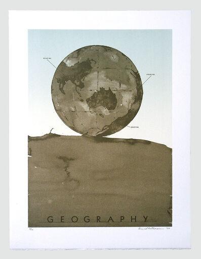 David Rathman, 'Geography', 2000
