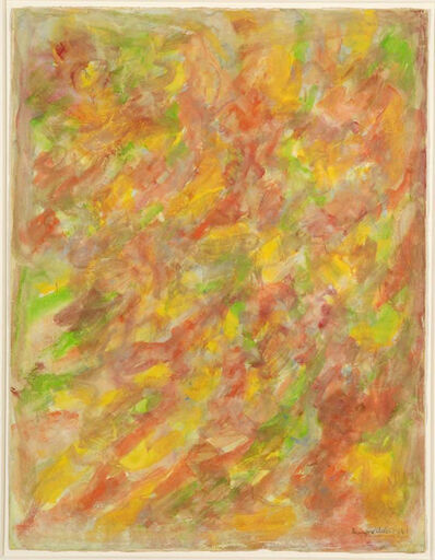 Beauford Delaney, 'Untitled Abstraction', 1961