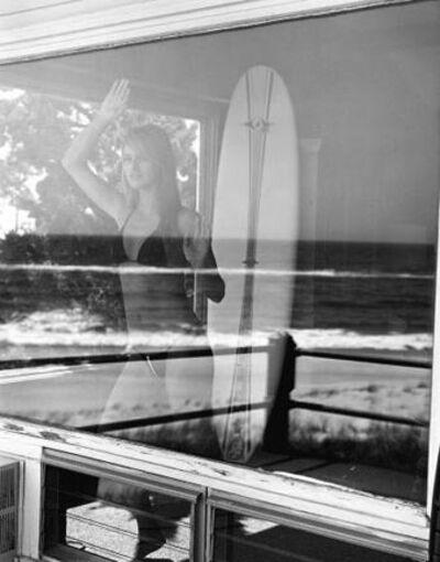 Michael Dweck, 'Adriana at the Panoramic View, Hither Hills, Montauk New York', 2002