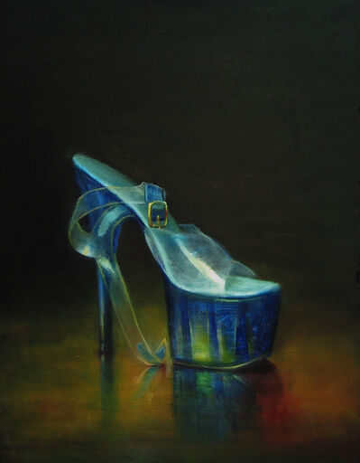 "Rose Freymuth-Frazier, '""Cinderella's Slipper""', ca. 2015"