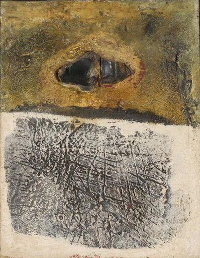 Lucio del Pezzo, 'Senza Titolo', 1958