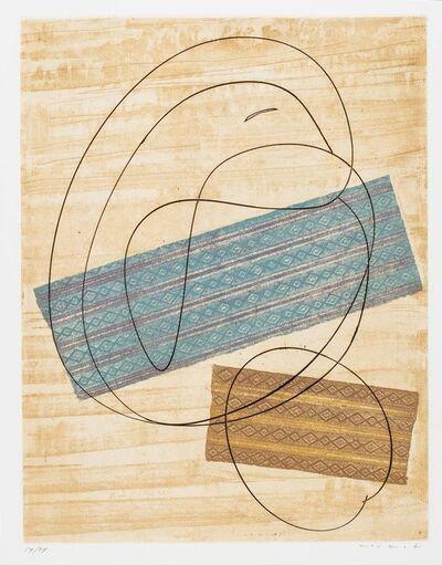 Max Ernst, 'Papier paint', 1967