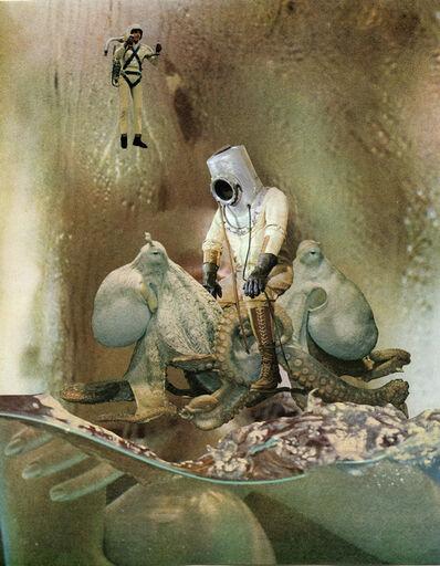 Jean Conner, 'DIVERS', 1982