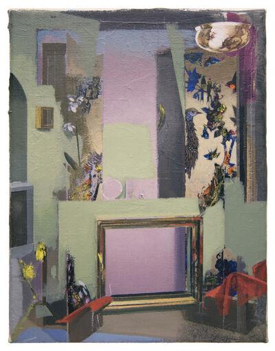 Carlos Sagrera, 'Compartmentado', 2020