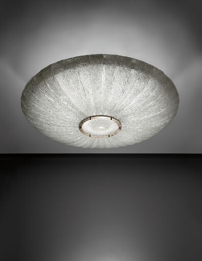 Venini, 'Large ceiling light', ca. 1940