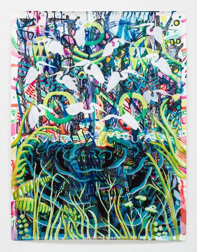 Jules Buck Jones, 'Ancient AM', 2017