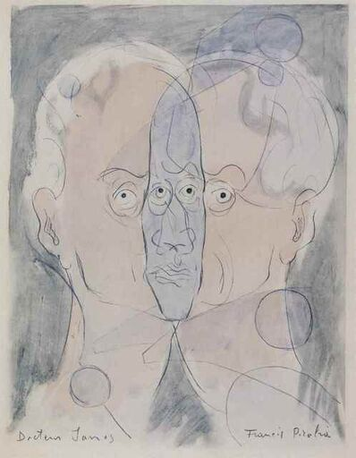 Francis Picabia, 'Le Peseur d'Ames. Paris: Antoine Roche', 1931