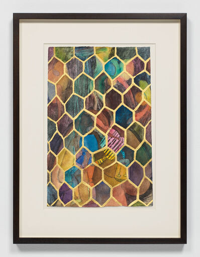 Chris Ofili, 'Untitled', 2019
