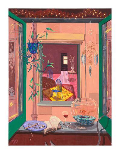 Dickon Drury, 'Airbnb', 2019