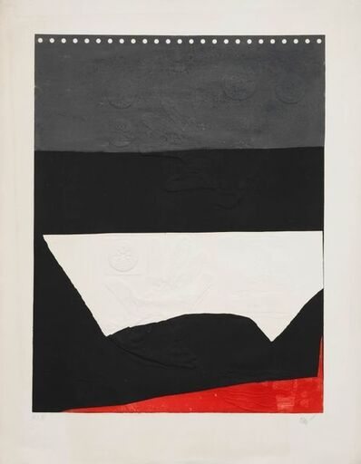 Antoni Clavé, 'Gris Noir ', ca. 1970