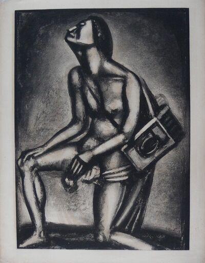 Georges Rouault, 'La vie est un torrent de larmes', 1922