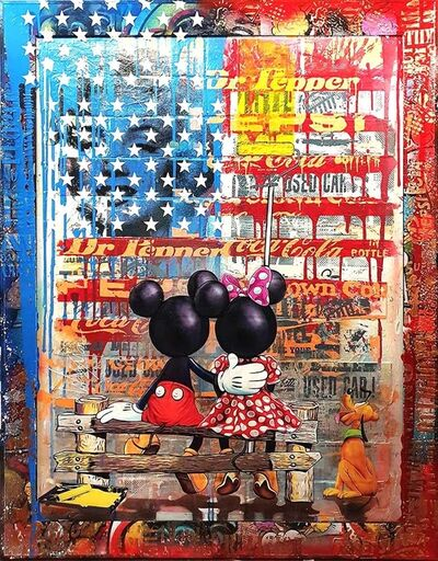 Michael Waizman, ''I Love You Mouse'', 2019