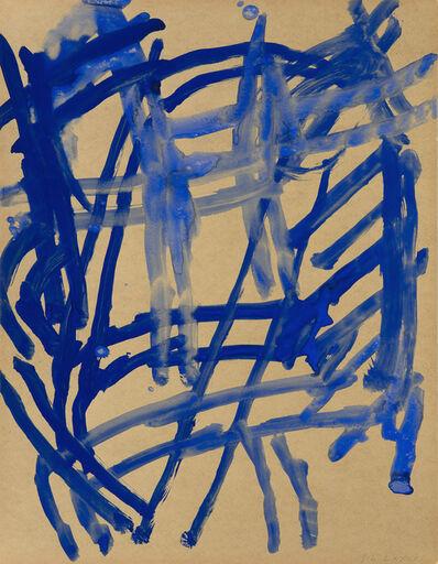 James Brown, 'Untitled', 1986
