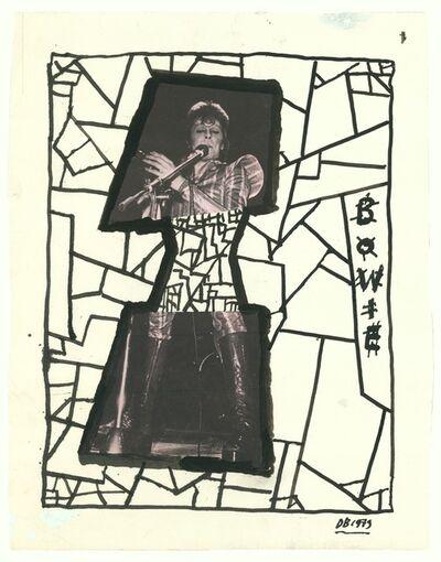 Derek Boshier, 'David Bowie', 1979