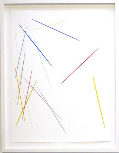 Michael Batty, 'Drawn 1', 2011