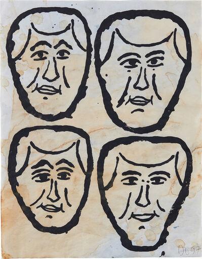 Donald Baechler, 'Untitled', 1997