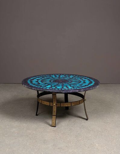 Piero Fornasetti, 'Cammei Table', vers 1960