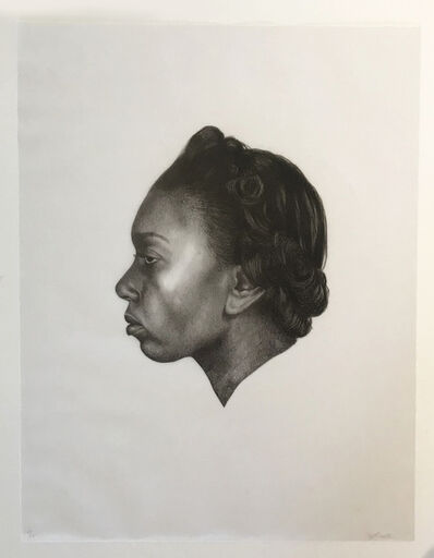 Whitfield Lovell, 'Face to Face VI', 2014