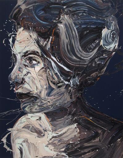 Sirpa Särkijärvi, 'Transcription 49 (She)', 2018