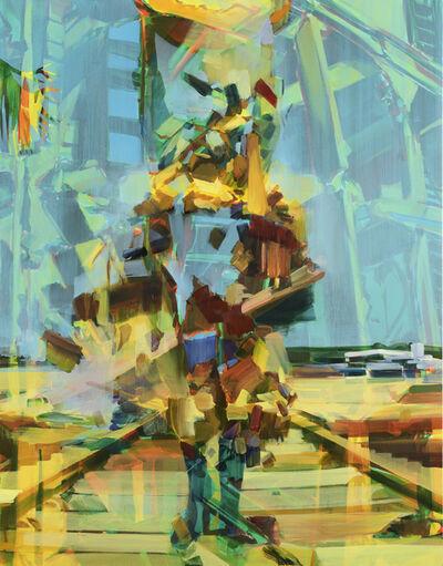 Duncan Wylie, 'Self Construct (Zimbabwe Undertones)', 2018