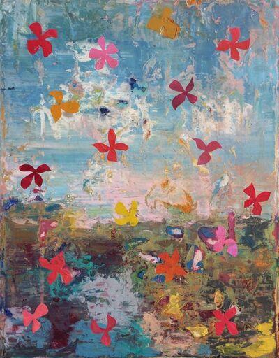 Perry Burns, 'Flutter', 2018
