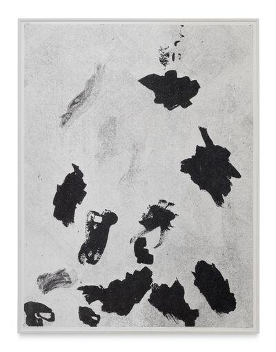 Paul Sietsema, 'Light fall 3 (leaflet drop)', 2012