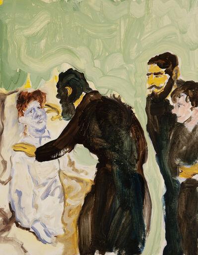 Christian Messier, 'La solitude des fantômes / The Loneliness of Ghosts', 2020