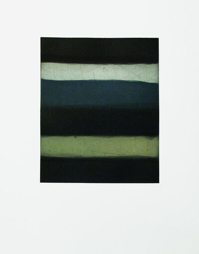 Sean Scully, 'Landline Blue', 2015